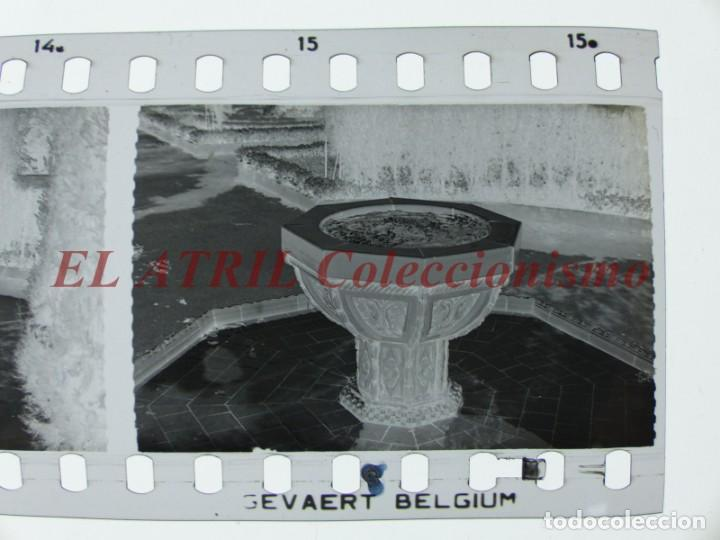 Fotografía antigua: VALENCIA - 13 CLICHES NEGATIVOS DE 35 mm EN CELULOIDE - AÑOS 1950-1960, VER FOTOS ADICIONALES - Foto 12 - 219377987