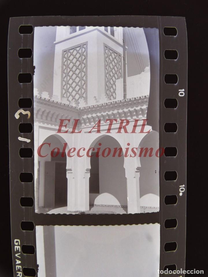 Fotografía antigua: VALENCIA - 13 CLICHES NEGATIVOS DE 35 mm EN CELULOIDE - AÑOS 1950-1960, VER FOTOS ADICIONALES - Foto 13 - 219377987