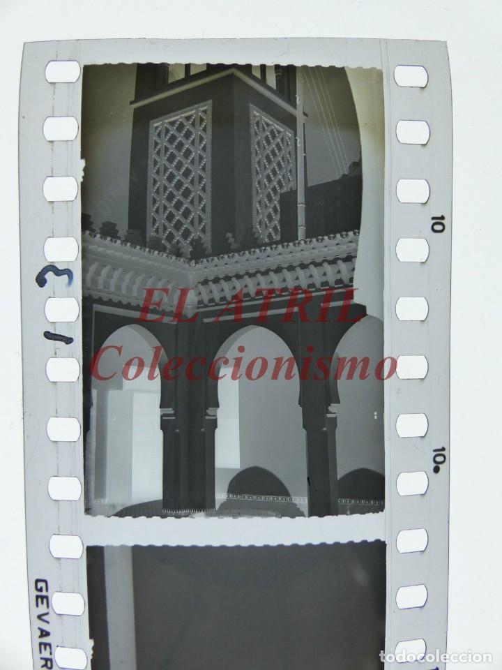 Fotografía antigua: VALENCIA - 13 CLICHES NEGATIVOS DE 35 mm EN CELULOIDE - AÑOS 1950-1960, VER FOTOS ADICIONALES - Foto 14 - 219377987