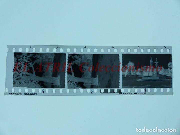 Fotografía antigua: VALENCIA - 13 CLICHES NEGATIVOS DE 35 mm EN CELULOIDE - AÑOS 1950-1960, VER FOTOS ADICIONALES - Foto 16 - 219377987