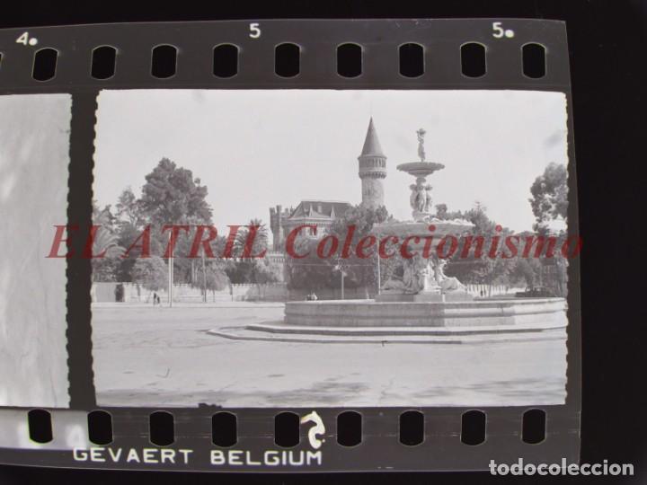 Fotografía antigua: VALENCIA - 13 CLICHES NEGATIVOS DE 35 mm EN CELULOIDE - AÑOS 1950-1960, VER FOTOS ADICIONALES - Foto 17 - 219377987