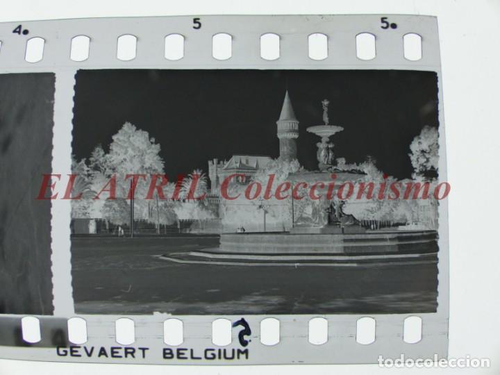 Fotografía antigua: VALENCIA - 13 CLICHES NEGATIVOS DE 35 mm EN CELULOIDE - AÑOS 1950-1960, VER FOTOS ADICIONALES - Foto 18 - 219377987