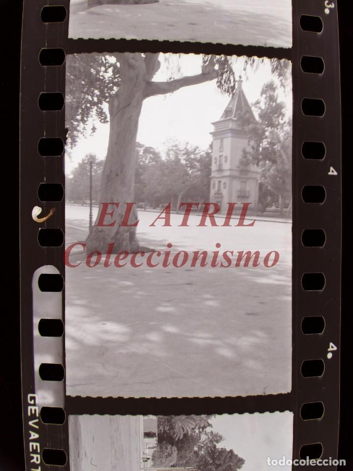 Fotografía antigua: VALENCIA - 13 CLICHES NEGATIVOS DE 35 mm EN CELULOIDE - AÑOS 1950-1960, VER FOTOS ADICIONALES - Foto 19 - 219377987