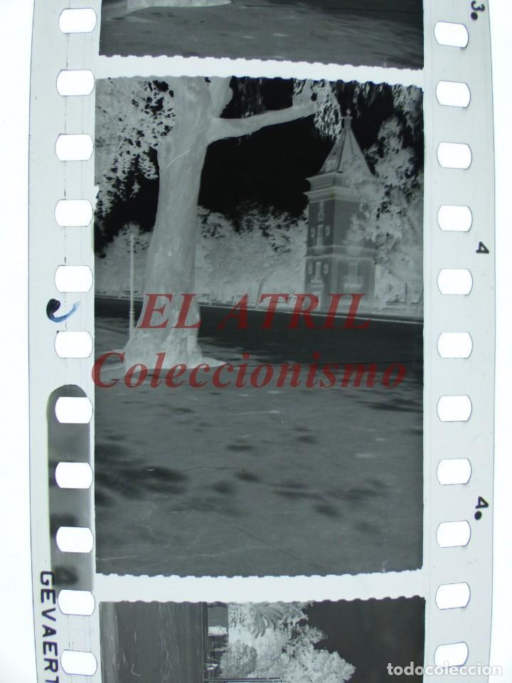 Fotografía antigua: VALENCIA - 13 CLICHES NEGATIVOS DE 35 mm EN CELULOIDE - AÑOS 1950-1960, VER FOTOS ADICIONALES - Foto 20 - 219377987