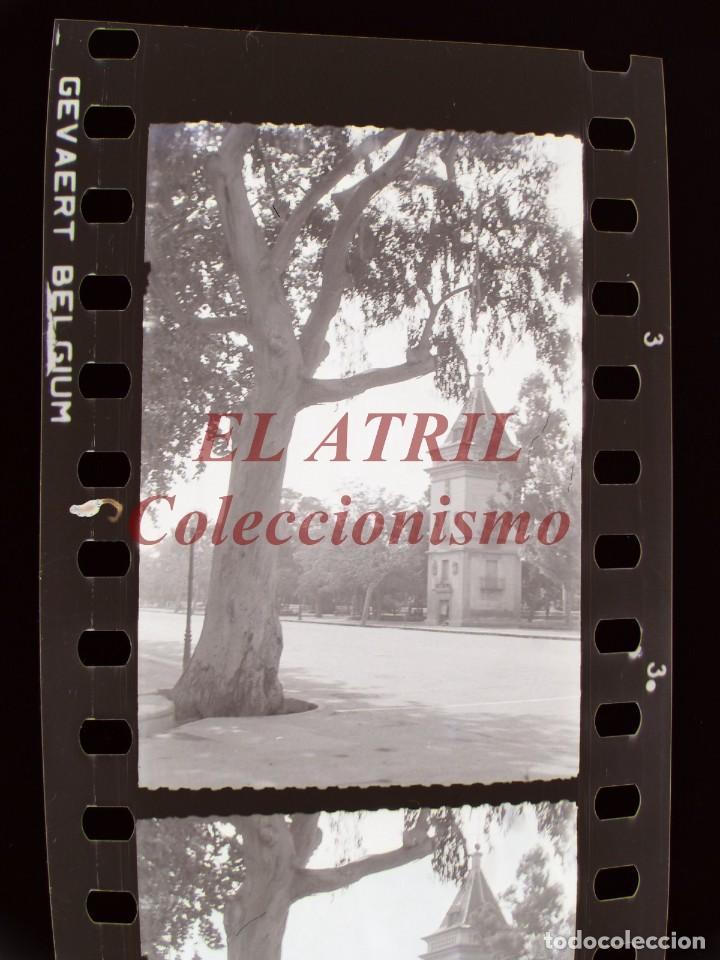 Fotografía antigua: VALENCIA - 13 CLICHES NEGATIVOS DE 35 mm EN CELULOIDE - AÑOS 1950-1960, VER FOTOS ADICIONALES - Foto 21 - 219377987