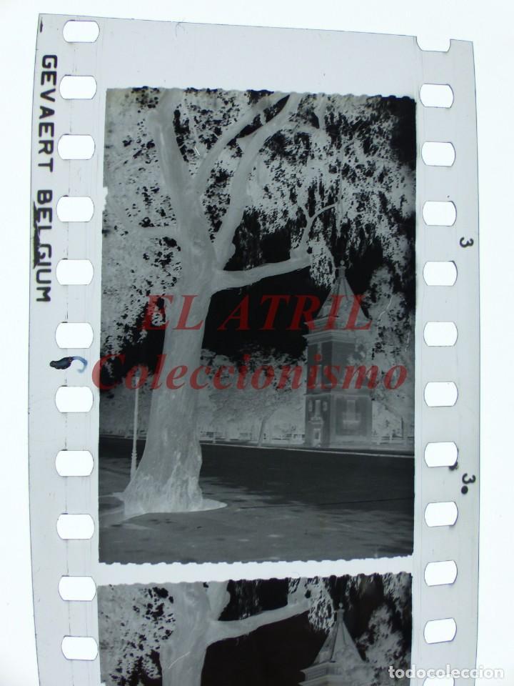 Fotografía antigua: VALENCIA - 13 CLICHES NEGATIVOS DE 35 mm EN CELULOIDE - AÑOS 1950-1960, VER FOTOS ADICIONALES - Foto 22 - 219377987
