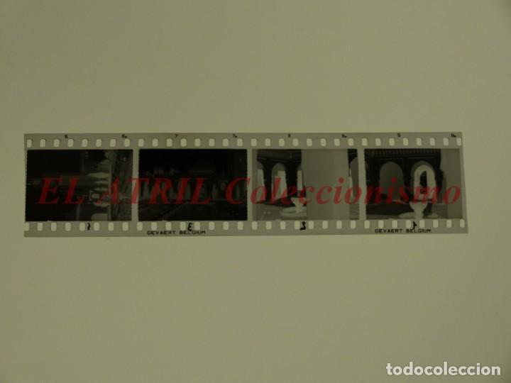 Fotografía antigua: VALENCIA - 13 CLICHES NEGATIVOS DE 35 mm EN CELULOIDE - AÑOS 1950-1960, VER FOTOS ADICIONALES - Foto 24 - 219377987