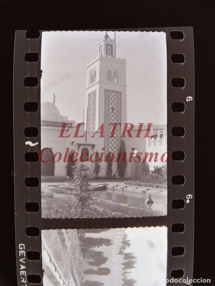 Fotografía antigua: VALENCIA - 13 CLICHES NEGATIVOS DE 35 mm EN CELULOIDE - AÑOS 1950-1960, VER FOTOS ADICIONALES - Foto 25 - 219377987