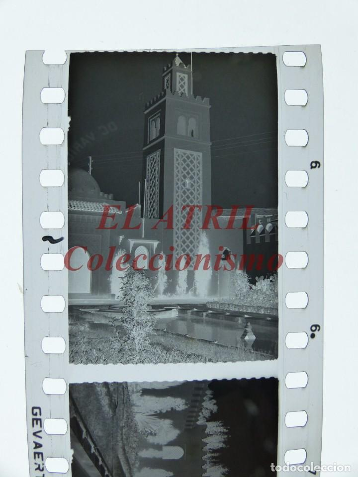 Fotografía antigua: VALENCIA - 13 CLICHES NEGATIVOS DE 35 mm EN CELULOIDE - AÑOS 1950-1960, VER FOTOS ADICIONALES - Foto 26 - 219377987