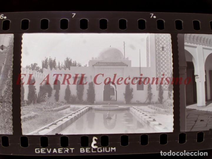 Fotografía antigua: VALENCIA - 13 CLICHES NEGATIVOS DE 35 mm EN CELULOIDE - AÑOS 1950-1960, VER FOTOS ADICIONALES - Foto 27 - 219377987