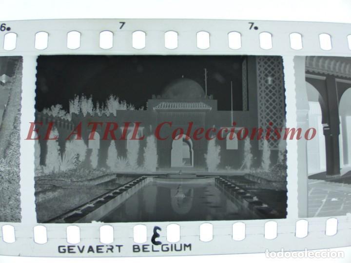 Fotografía antigua: VALENCIA - 13 CLICHES NEGATIVOS DE 35 mm EN CELULOIDE - AÑOS 1950-1960, VER FOTOS ADICIONALES - Foto 28 - 219377987