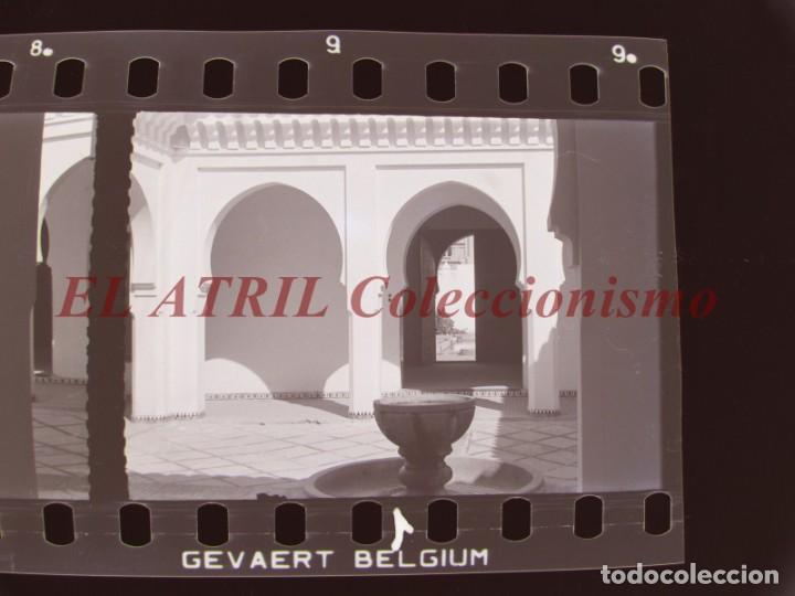 Fotografía antigua: VALENCIA - 13 CLICHES NEGATIVOS DE 35 mm EN CELULOIDE - AÑOS 1950-1960, VER FOTOS ADICIONALES - Foto 31 - 219377987