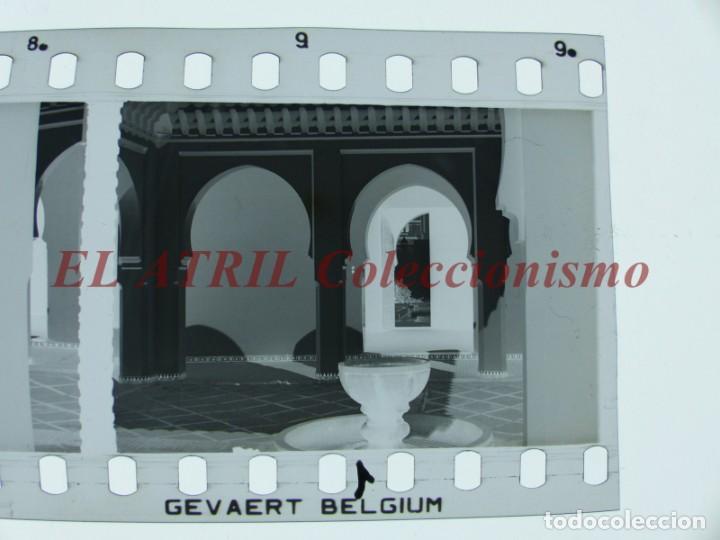 Fotografía antigua: VALENCIA - 13 CLICHES NEGATIVOS DE 35 mm EN CELULOIDE - AÑOS 1950-1960, VER FOTOS ADICIONALES - Foto 32 - 219377987