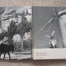 Fotografia antiga: AGENDA 1962 EDICIONES LA POLIGRAFA CON FOTOS DE CATALA-ROCA, LOYGORRI, MULLER, KINDEL, ZERKOWITZ ETC. Lote 219720503