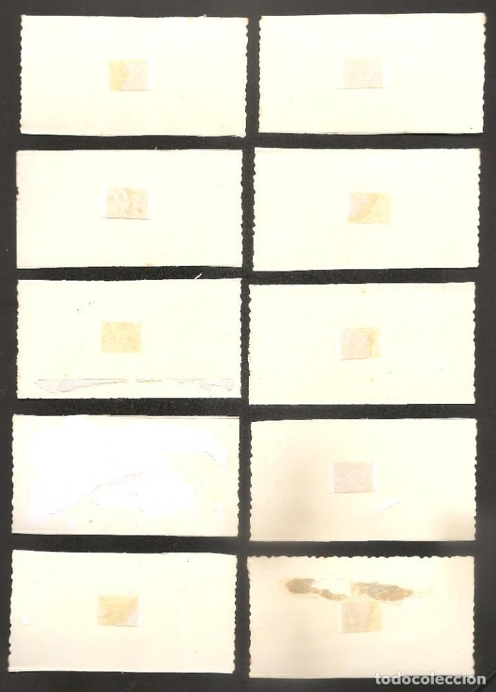 Fotografía antigua: LOTE 13 FOTOGRAFIAS DE PORTUGALETE-SANTURTZI-SANTURCE. AÑOS 50?-60?. 9 x 4,5 CMS. RECUPERADAS - Foto 2 - 219913553