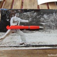 Fotografía antigua: FOTO FOTOGRAFÍA DE PELÍCULA DE KARATE KARATECA BRUCE LEE ??. Lote 220849388