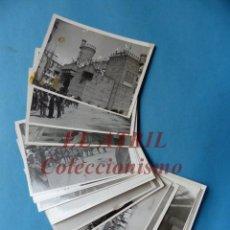Fotografía antigua: ALCOY, ALICANTE - MOROS Y CRISTIANOS - 18 FOTOGRAFIAS - FOTOGRAFICAS, AÑOS 1950. Lote 220913990