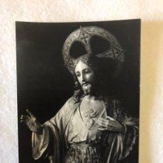 Fotografía antigua: SEMANA SANTA SEVILLA. CORAZÓN DE JESÚS - PARROQUIA SAN BENITO. Lote 221255925