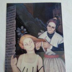Fotografía antigua: FOTO FOTOGRAFIA NINOT INDULTAT DE LA FALLA DE NA JORDANA DE 1988 - FALLAS VALENCIA. Lote 221342911