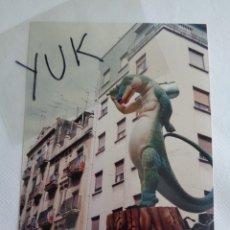 Fotografía antigua: FOTO FOTOGRAFIA DE LA FALLA DE LAS CALLES CUBA - BUENOS AIRES DE 1988 - FALLAS VALENCIA. Lote 221344112