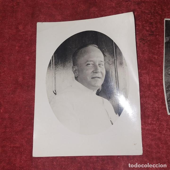 Fotografía antigua: 9 FOTOGRAFÍAS. BARCOS Y MILITARES. PROBABLEMENTE TOMADAS EN INDONESIA. CIRCA 1910 - Foto 3 - 221661718