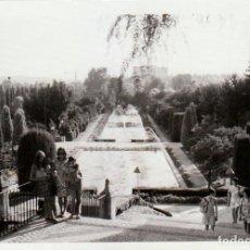 Fotografía antigua: TRES FOTOGRAFÍAS. REAL ALCÁZAR DE SEVILLA. 1970.. Lote 221689168