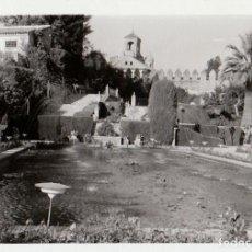 Fotografía antigua: TRES FOTOGRAFÍAS. REAL ALCÁZAR DE SEVILLA. 1970.. Lote 221689635