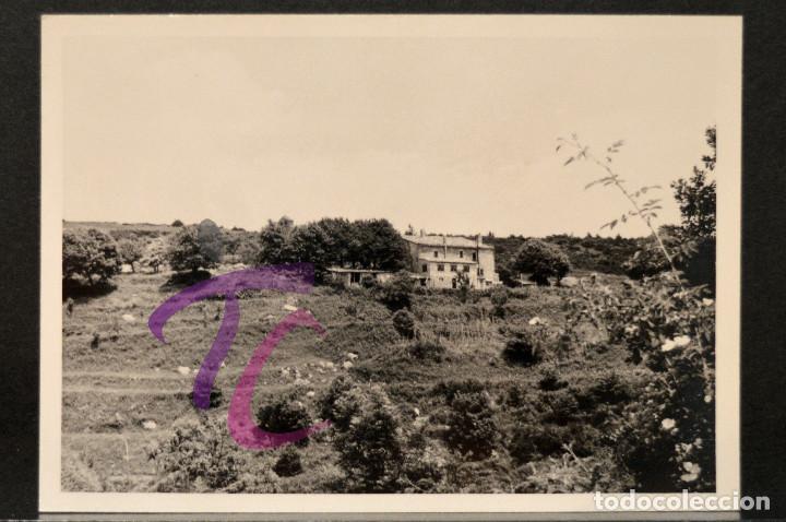 Fotografía antigua: LOTE 5 FOTOGRAFÍAS SANT MARSAL MONTSENY AÑO 1962 B/N 10X7CM VER TODAS EN FOTOGRAFIAS - Foto 4 - 221811490