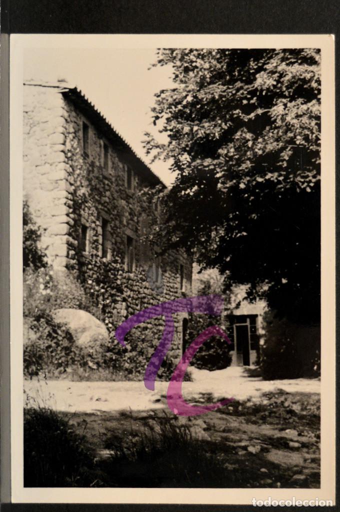 Fotografía antigua: LOTE 5 FOTOGRAFÍAS SANT MARSAL MONTSENY AÑO 1962 B/N 10X7CM VER TODAS EN FOTOGRAFIAS - Foto 8 - 221811490