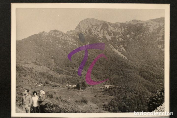 Fotografía antigua: LOTE 5 FOTOGRAFÍAS SANT MARSAL MONTSENY AÑO 1962 B/N 10X7CM VER TODAS EN FOTOGRAFIAS - Foto 10 - 221811490
