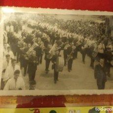 Fotografía antigua: FOTOGRAFÍA PROCESIÓN DEL CORPUS EN OURENSE AÑO 1952. Lote 222179695