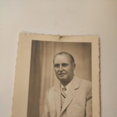 Fotografía antigua: FOTOGRAFIA RETRATO ORIGINAL DEL FOLKLORISTA DE MANACOR, ANTONI GALMÉS RIERA, AIRES DE MUNTANYA. Lote 222488860