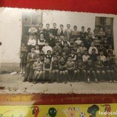 Fotografía antigua: FOTOGRAFÍA NIÑOS 1943. Lote 222493967