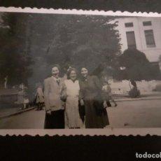 Fotografía antigua: MADRID GRUPO DE ALUMNOS CIUDAD UNIVERSITARIA ANTIGUA FOTOGRAFIA AÑOS 40. Lote 222506687