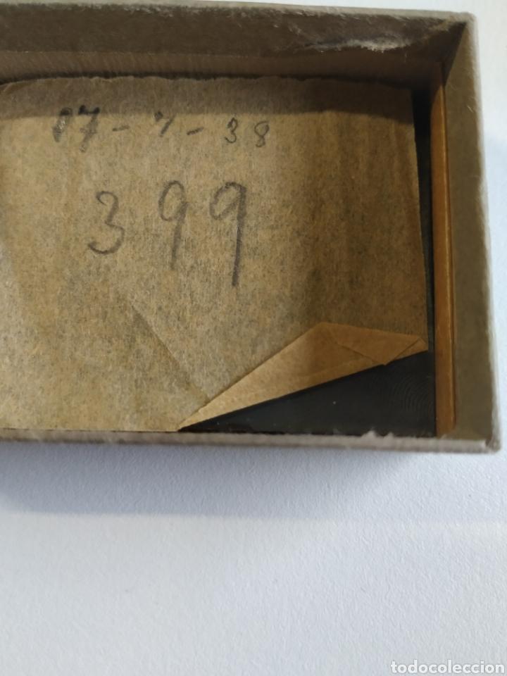 Fotografía antigua: Caja con 6 negativos en cristal 1937 - Foto 10 - 223472822