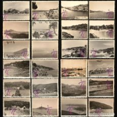 Fotografía antigua: LOTE 26 FOTOGRAFIAS VIAJE A MALLORCA POLLENSA 1953 B/N 10X7CM VER TODAS EN FOTOGRAFIAS. Lote 223770768