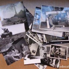 Fotografía antigua: TELEVISION ESPAÑOLA, CAMARAS, COLECCION 31 FOTOGRAFIAS - AÑOS 1950-1960-1970, VER FOTOS ADICIONALES. Lote 224893226