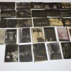 Fotografía antigua: 35 NEGATIVOS DE FOTOS ANTIGUOS SALAMANCA JUNIO 1923. Lote 236983075