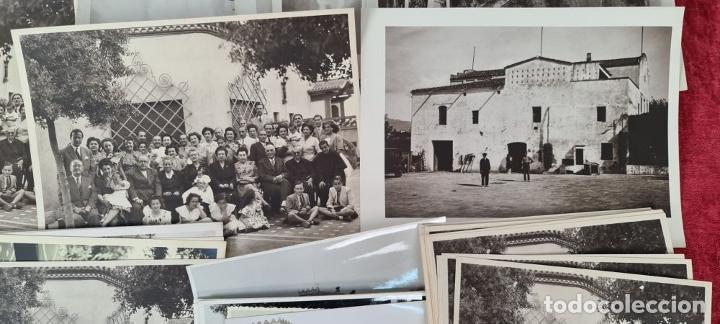 Fotografía antigua: 142 POSTALES Y FOTOGRAFIAS. CAN MONICH. GRANOLLERS. PRINCIPIOS SIGLO XX. - Foto 3 - 227799870
