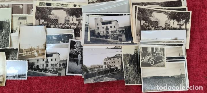 Fotografía antigua: 142 POSTALES Y FOTOGRAFIAS. CAN MONICH. GRANOLLERS. PRINCIPIOS SIGLO XX. - Foto 7 - 227799870