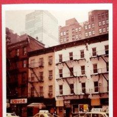 Fotografía antigua: NUEVA YORK. REPORTAJE AÑOS 80. . FOTO REVELADA EN LABORATORIO. ENVIO INCLUIDO EN EL PRECIO. Lote 227869140