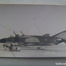 Fotografía antigua: AVIACION : FOTO DE AVION DE LA FUERZA AEREA ESPAÑOLA. Lote 246165440