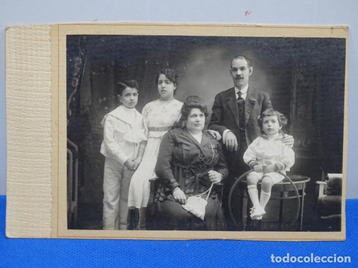 FOTOGRAFÍA FAMILIAR AÑOS 20. (Fotografía Antigua - Fotomecánica)