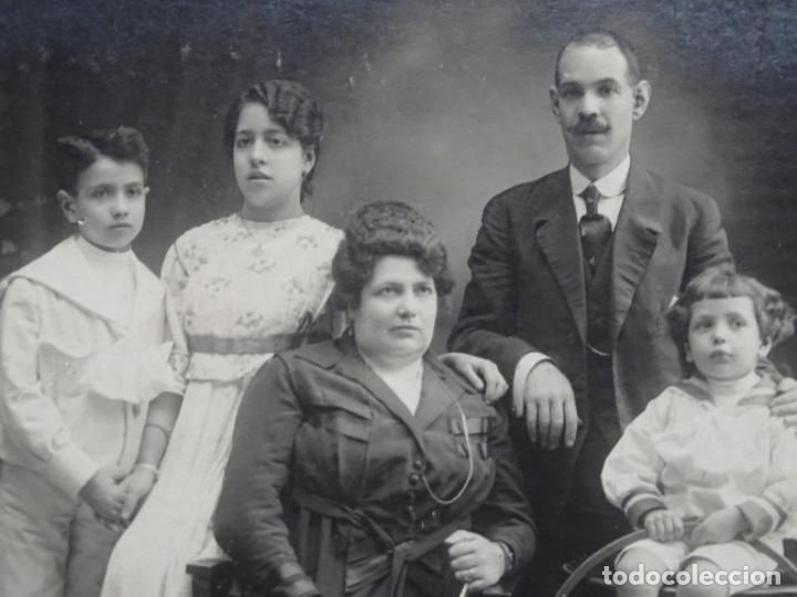 Fotografía antigua: FOTOGRAFÍA FAMILIAR AÑOS 20. - Foto 2 - 230440315