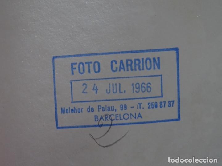 Fotografía antigua: 19 FOTOGRAFÍAS DE TOREROS ANTONIO POVEDA ETC.REPORTEROS CARRIÓN,VEGA,DELGADO,VILLAR,EDÉN,SOLSA... - Foto 3 - 233033985