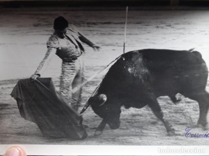 Fotografía antigua: 19 FOTOGRAFÍAS DE TOREROS ANTONIO POVEDA ETC.REPORTEROS CARRIÓN,VEGA,DELGADO,VILLAR,EDÉN,SOLSA... - Foto 4 - 233033985