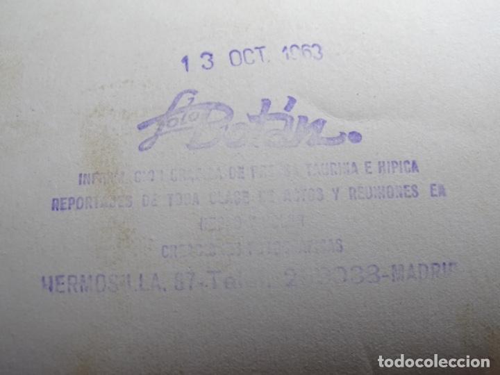 Fotografía antigua: 19 FOTOGRAFÍAS DE TOREROS ANTONIO POVEDA ETC.REPORTEROS CARRIÓN,VEGA,DELGADO,VILLAR,EDÉN,SOLSA... - Foto 17 - 233033985