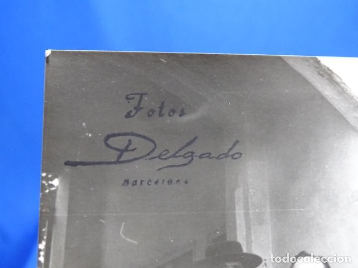 Fotografía antigua: 19 FOTOGRAFÍAS DE TOREROS ANTONIO POVEDA ETC.REPORTEROS CARRIÓN,VEGA,DELGADO,VILLAR,EDÉN,SOLSA... - Foto 21 - 233033985