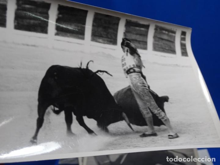 Fotografía antigua: 19 FOTOGRAFÍAS DE TOREROS ANTONIO POVEDA ETC.REPORTEROS CARRIÓN,VEGA,DELGADO,VILLAR,EDÉN,SOLSA... - Foto 28 - 233033985