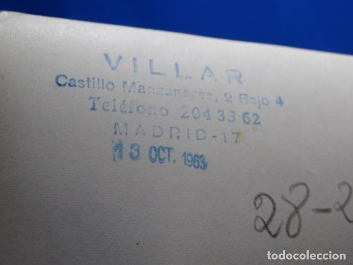 Fotografía antigua: 19 FOTOGRAFÍAS DE TOREROS ANTONIO POVEDA ETC.REPORTEROS CARRIÓN,VEGA,DELGADO,VILLAR,EDÉN,SOLSA... - Foto 33 - 233033985